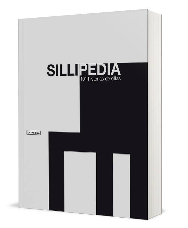 Sillipedia. Libro enciclopedia sobre sillas Andreu World. La Fábrica