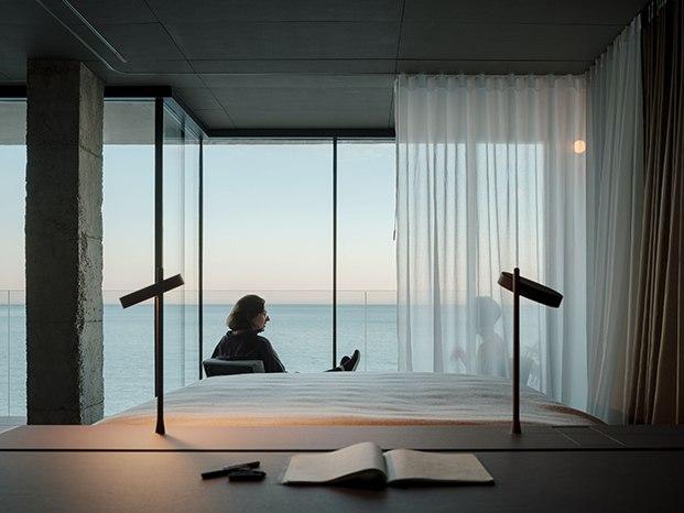 Interior y exterior se funden en las vistas