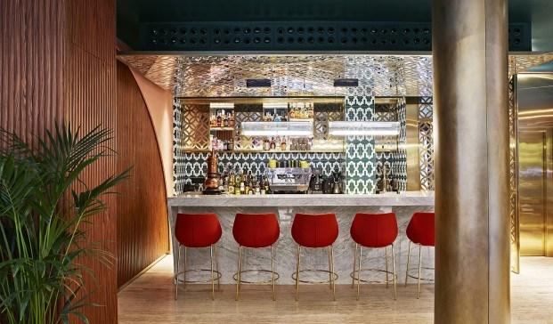 Hotel Kimpton Vividora estrena el bar Café Got en Ciutat Vella
