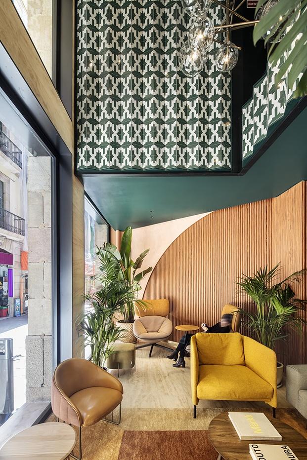 Cafè Got. Bar del nuevo Hotel Kimpton Vividora Barcelona. El Equipo Creativo