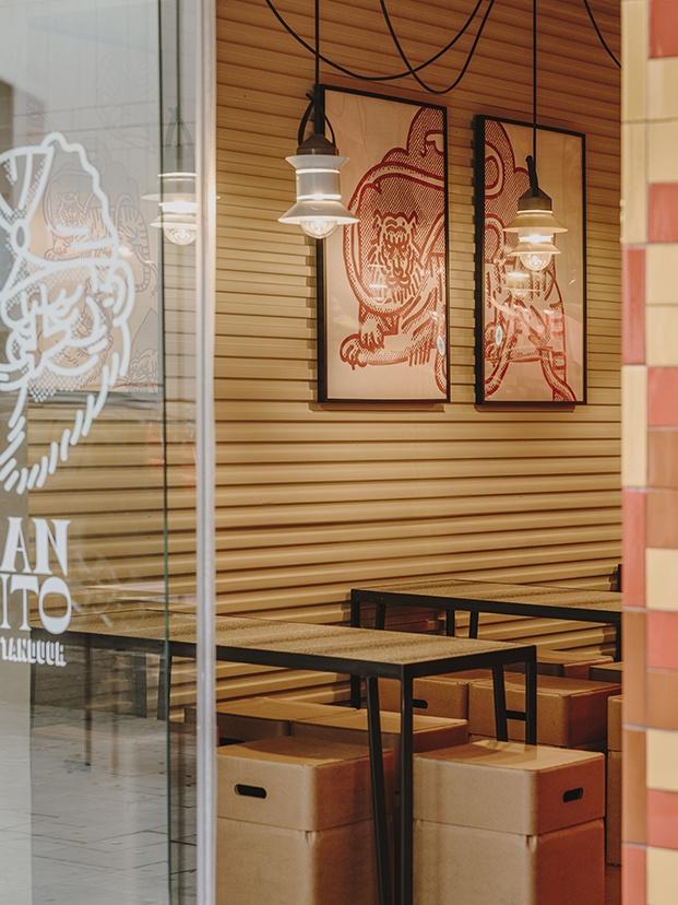 La interiorista Isabel López Vilalta firma el diseño interior y  el estudio Outro  el grafismo