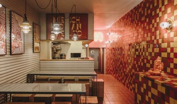 Restaurante Mirch, Barcelona. Isabel López-Vilalta + Asociados
