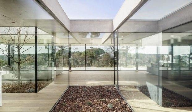 Villa Seson, de Jaime Prous Architects