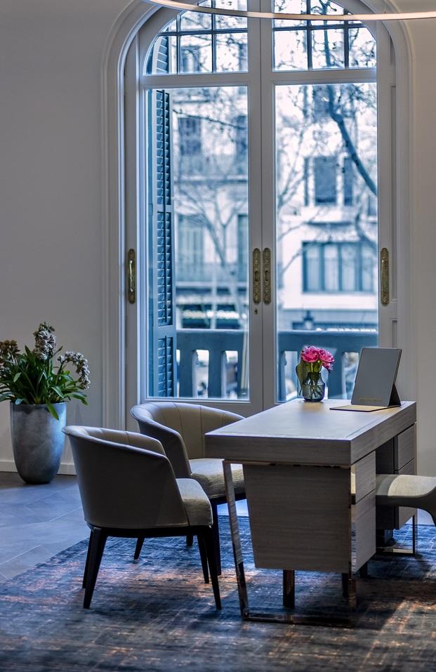 AP House Barcelona. Audemars Piguet