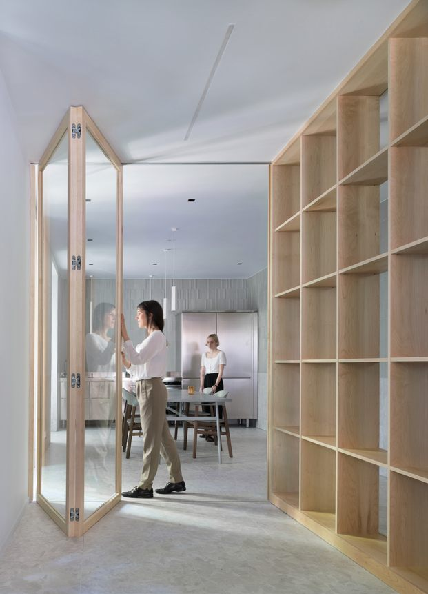 ENORME Studio. Oficinas Xeito en Madrid