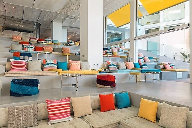 Hotel W Ibiza. Lounge