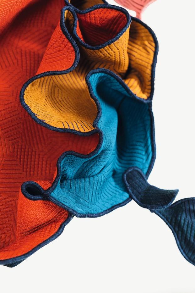 Knit! Kvadrat. 3daysofdesign Copenhaguen. Diseño textil