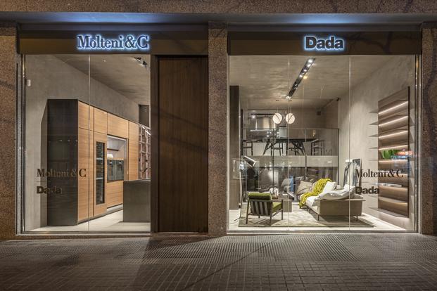 Nueva tienda Molteni&C|Dada en Barcelona