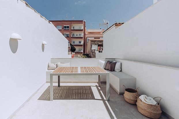 PMA Studio. Casa minimalista en Portixol, Palma de Mallorca.
