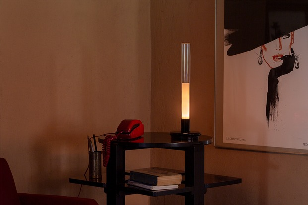 Lámpara Sylvestrina, de Jordi Garcés y Enric Soria para Santa  Cole