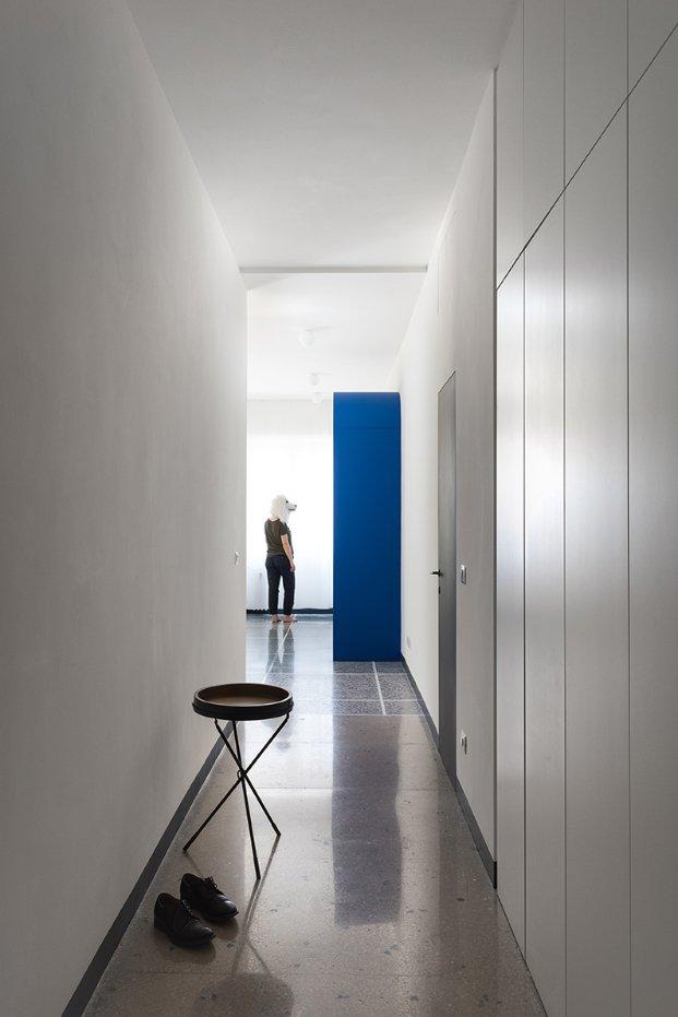 Reforma de apartamento en Roma Retroscena de La Macchina Studio.