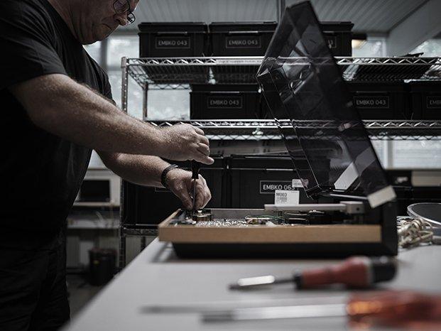 Bang & Olufsen. Obsolescencia programada. Proyecto MoMA