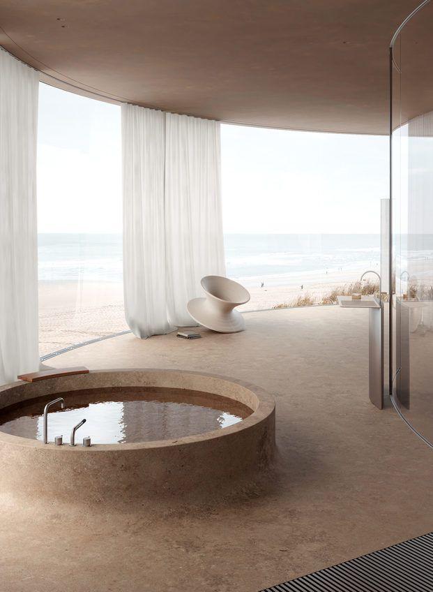 Beach Hotel in Odessa x Sivak+Partners
