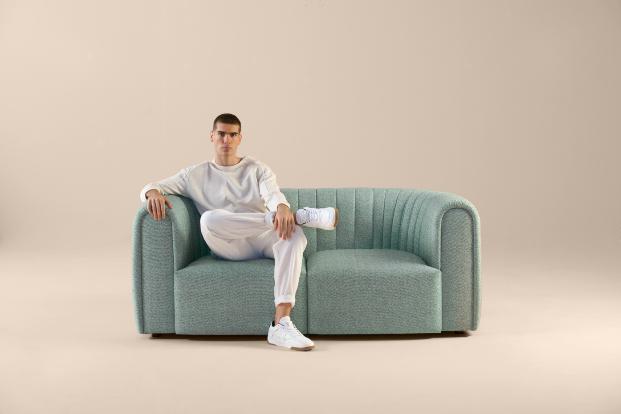Sofá y sillón Core de la colección Void Matters de Sancal por Note Design Studio