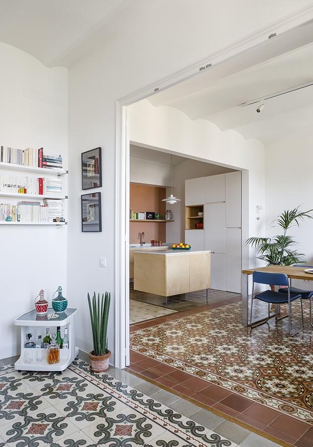 Acabadomate. vivienda en L'Hospitalet de Llobregat, Barcelona