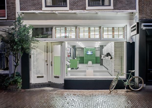 Exterior tienda Freitag