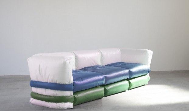 Muller van Severen diseñan el sofá más gustoso del mundo. El mejor diseño de producto de 2020
