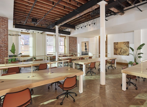 Bradbury Building. Coworking NeueHouse. Diseño Design Agency. STUA