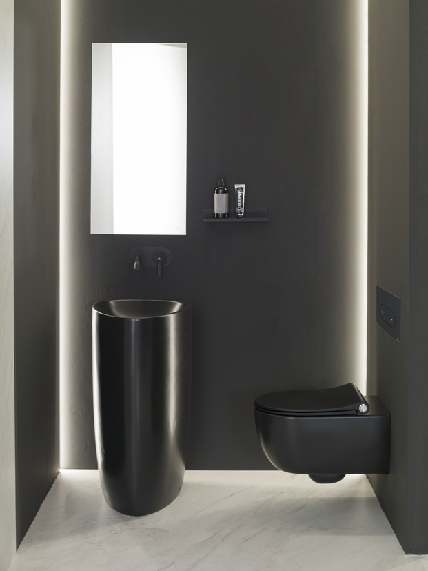 baños monocolor. Noken Porcelanosa Bathrooms