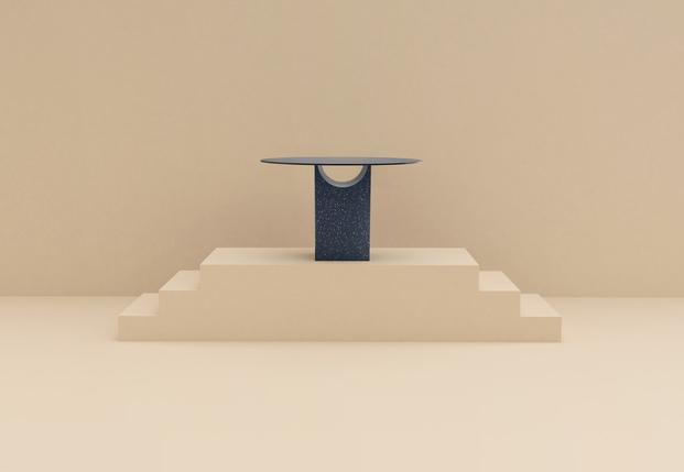 Mesas Vestige de la colección Void Matters de Sancal por Note Design Studio