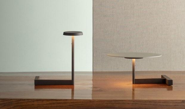 Flat. Iluminación. Lámpara de mesa. Vibia. El mejor diseño de producto de 2020