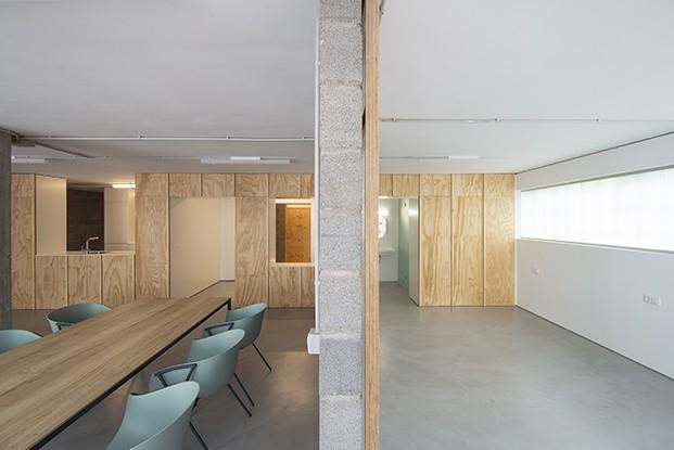 Proyecto Casas Z42, de Garmendia Cordero Arquitectos