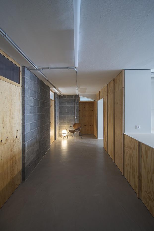 Los espacios de la vivienda son dinámicos y flexibles y se adaptan a las necesidades de sus habitantes
