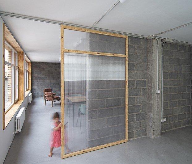 Casas flexibles. Proyecto Casas Z42, de Garmendia Cordero Arquitectos