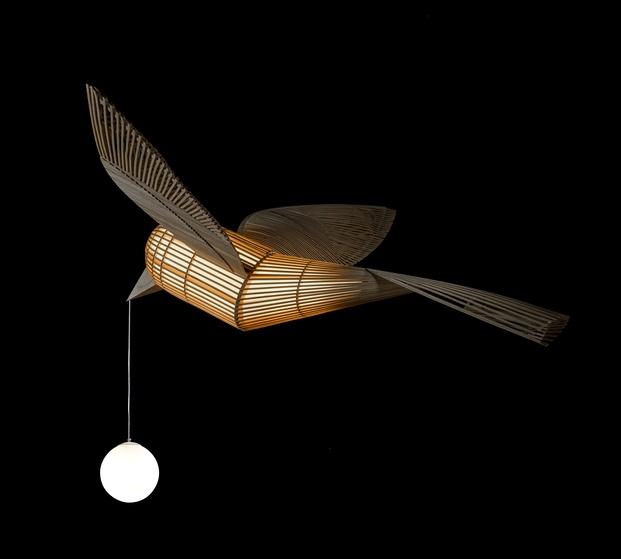 Marca lámparas LZF Premio Nacional de Diseño 2020.