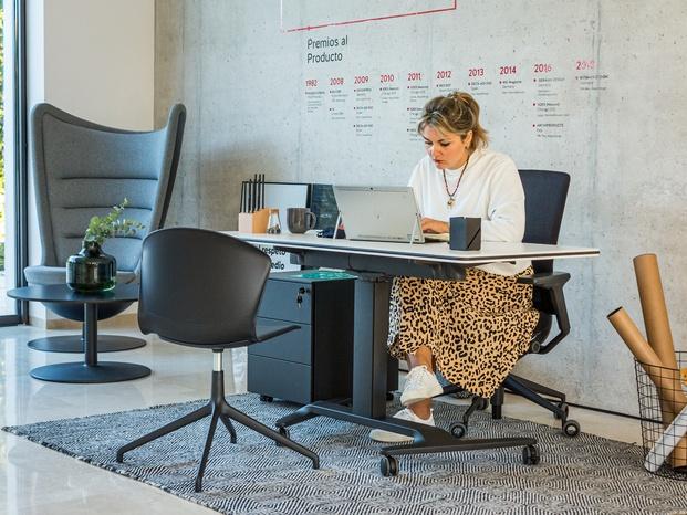 actiu.shop. mobiliario profesional de oficina para el hogar. Nueva tienda online
