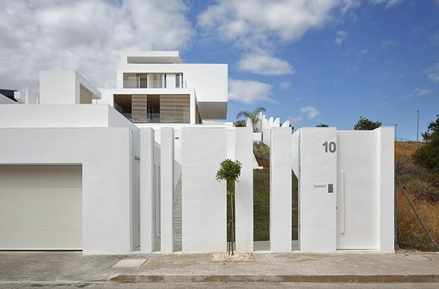 Casa RVME en Benalmádena. Alfonso Valencia Peral