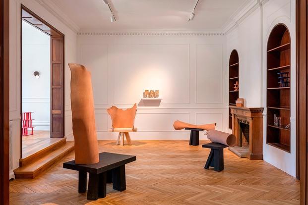 Galeria Il·lacions. Diseño de Galería. Barcelona Design Week 2020