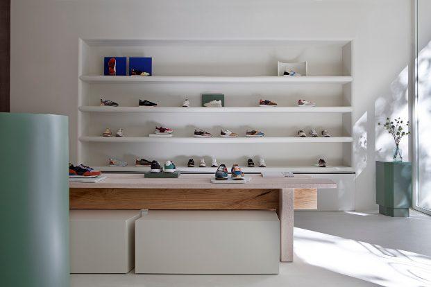Tienda de zapatillas sneakers Hoff en Madrid de Ciszak Dalmas Ferrari.