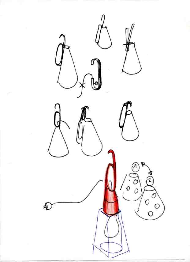lampara-Mayday-Konstantin-Grcic-20-aniversario-Diariodesign