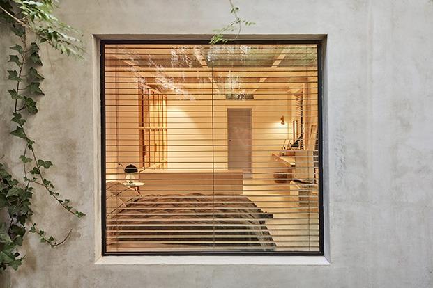 Studio Scala proyecto Muntaner Barcelona.