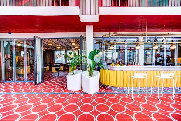 Romeo's Motel&Diner Ibiza. lmiodesign