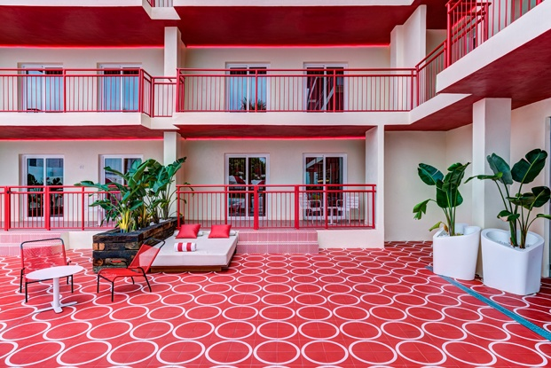 Romeo's Motel&Diner Ibiza. lmiodesignv