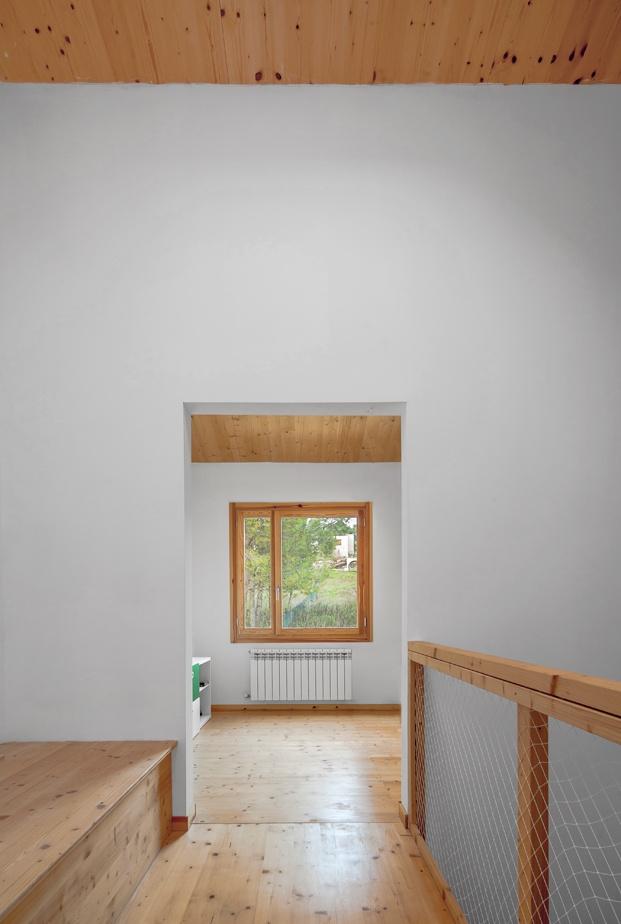 SAU Taller d'Arquitectura. reforma vivienda en Sant Daniel, Girona