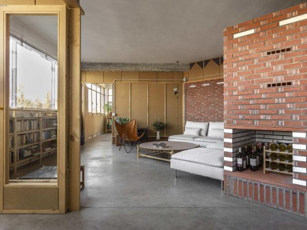 La Nave de NOMOS Living Places – Premio Simon de Arquitectura 2020