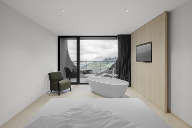 Hotel Milla Montis. Peter Pichler Architecture