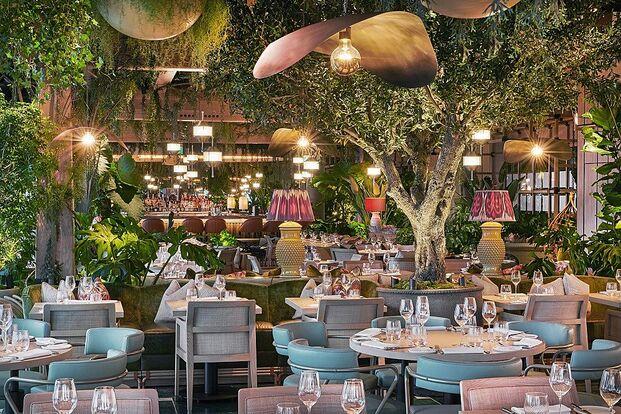 14 Hills (London, UK), por Robert Angell Design International. Ganador en las categorías Biophilic Design y Standalone 2020