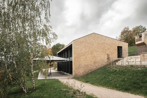48° Nord Landscape Hotel. Reiulf Ramstad Arkitekter y ASP Architecture