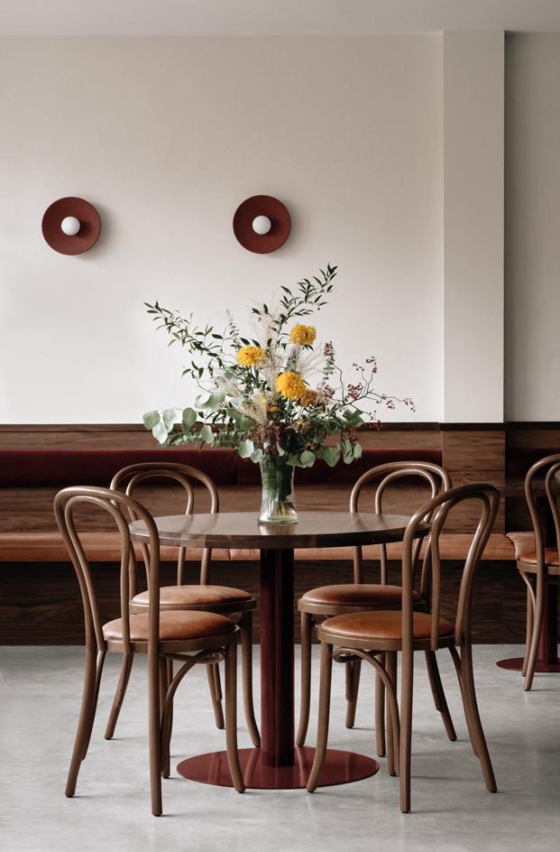 Café Chez Teta, cocina libanesa en Montreal.