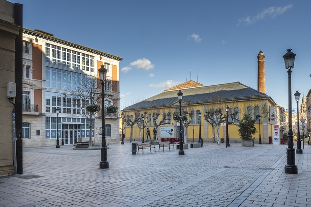Concéntrico 07. Logroño. Concurso Arquitectura