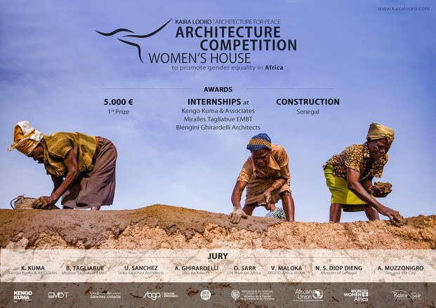 Concurso de arquitectura Kaira Looro 2021 Competition (Women's House in Africa)