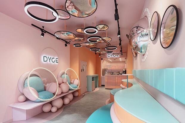 Dyce (London, UK), por FormRoom. Ganador en la categoría Cafe 2020