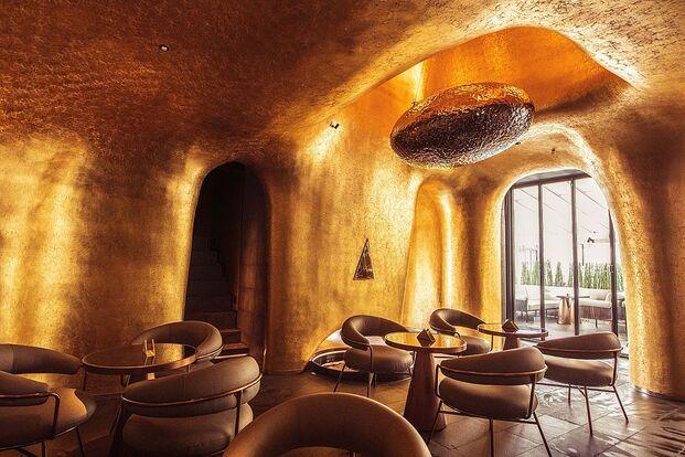 INNS Bar (Chengdu, China), por Wooton Designers. ganador categorías Standalone y Overall Bar 2020