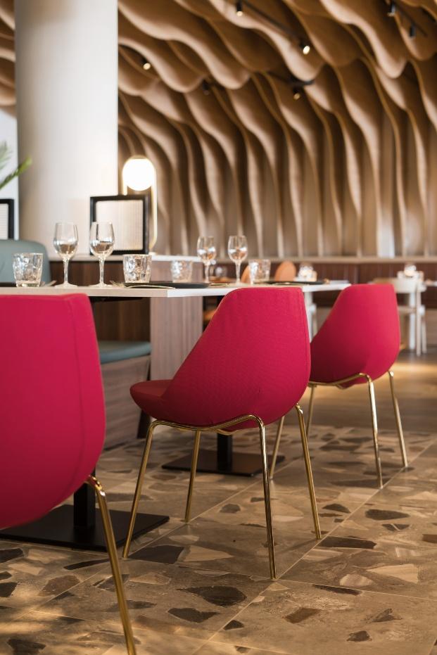 Ladon Grill Restaurant en el hotel Bahia Principe Fantasia de Tenerife de estudi{H}ac.