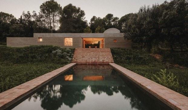 El proyecto ganador en la modalidad Arquitectura fue Casa TER, de Mesura