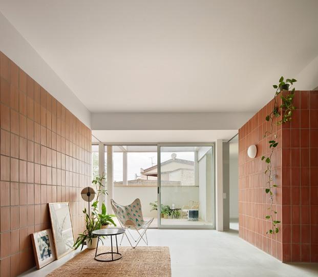 6 viviendas en Cabrera de Mar, de TWOBO Arquitectura. Premios ASCER 2020.